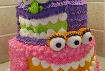 Cakes / Decorative cakes, cake ideas, cake decorating / by Christi Palmer