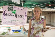 Alaine's Green Heart Bakery / Alaine's Green Heart Bakery