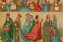 Clothing High Middle Ages