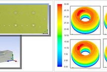 CFD Analysis Services / Hi-Tech expertises in performing CFD simulations is for major industrial equipment that includes RTOs, heat exchangers, flow control systems, building ventilation, fluid mixing and separation devices.