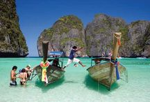 Explore Thailand / by Chinapac International