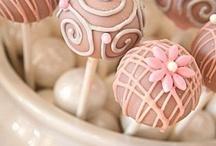 Cake pops / cake pops. cake pop ideas. Birthday. Shower. Wedding