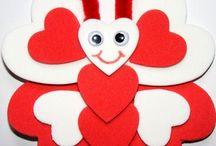 Holiday- Valentines Day / by Breanna Whitehouse