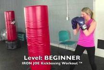 Boxing bag drills