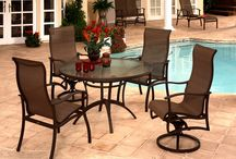 Mallin Outdoor Furniture / Patio furniture that is exceptionally durable and exceedingly comfortable, Mallin has been a leader in the patio furniture industry for decades.