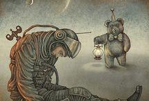 Ilustraciones que inspiran / illustrations_posters