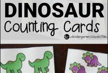 dinosaur counting