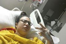 Endometriosis and hysterectomy info / by Caroline Ortiz