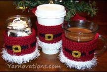 crochet navideños