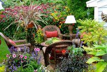 "outdoor ""quaint spots"" ideas"