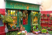Beautiful little stores