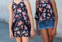 Spring-Summer 2017 Tween Clothing