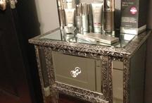 SkinMedica Bathroom Displays / by St. Louis Cosmetic Surgery