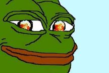 Our Pepe collection / You know what they say: the rarest pepes get you the finest bae-baes.