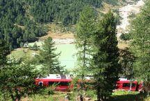 Graubünden / In het weekend van 28 augustus heb ik op uitnodiging van Graübunden toerisme 4 dagen mogen door brengen in Chur en heb ik een geweldige treinreis gemaakt met de Bernina Express  #berninaexpress #Graübunden #apolloathome