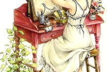 Art by Lisi Martin ,very sweet ;)