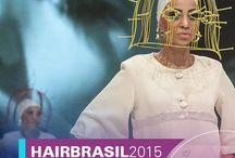 Hair Brasil 2015 / Abertura Oficial - Show Angel.....tudo que é sólido desmancha no ar.