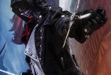 My Arno Dorian Cosplay / My costume of Arno Dorian from Assassin's Creed Unity.