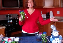 Homemade Holiday Gifts / As aired on The Rachael Ray Show 12/19/12, here is the video of me showing you how to create your own flavorful home blend for a personalized and affordable holiday gift for the coffee lover in your life!