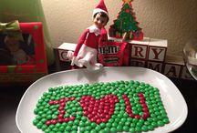 Elf on the Shelf Ideas / by Nikki Mallard