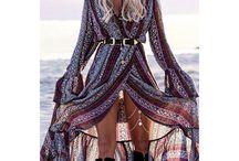 Эьническое платье