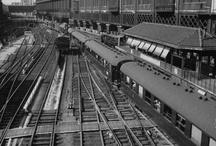 rail yards.