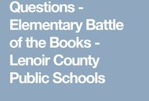 Library Battle of the Books