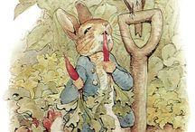 Author - Beatrix Potter