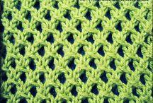 Вязание - узоры