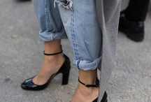 roll-up jeans