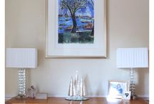 Our Client's Shots! / We love seeing our artists pieces in situ in our clients home - great to see the finished result!