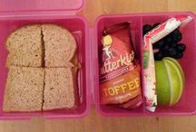 Packed lunches / by Sarah Jones