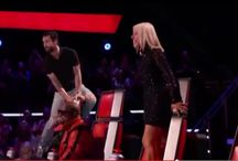 The voice:Best blind auditions The Voice USA of all time 2015 / The Voice is an American reality television singing competition broadcast on NBC. Based on the original The Voice of Holland, the concept of the series is to find new singing talent (solo or duets) contested by aspiring singers, age 15 or over,