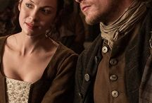 My Little Outlander Obsession / My latest obsession is the Outlander TV and book series. I love me some James Alexander Malcolm MacKenzie Fraser (aka Sam Heughan). And Catriona Balfe is a kick-ass Claire Randall Fraser.