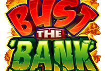 Bust the Bank / Do you have what it takes to Bust the Bank? Find out in the Bust The Bank video slot