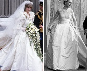 Famous Brides, Bridal Gowns and Wedding Stuff  / by Kris Johnson