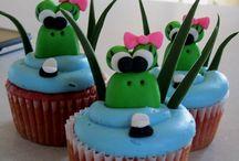 cupcakes,cake etc / by Sadie Shaffer
