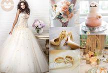 Wedding Inspiration /  Great Wedding Ideas