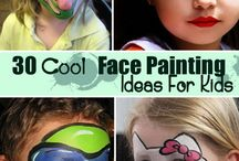 make facial