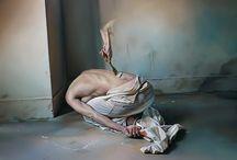 Istvan Sandorfi / Pintura