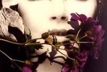 Kate Bush / Kate Bush, iconic English pop music artist. Secondarily, a babe!
