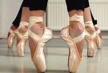 The Art of the Pointe Shoe / Whether they are stinky, old, and torn up, or brand new with shiny satin, we find these pointe shoes equally gorgeous and almost as mystical as the dancers who wear them. / by All About Dance
