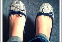 Walk This Way... DIY Shoe Revamp