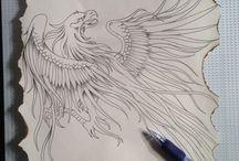 Phoenix  by Fernando Reyes