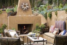 * Outdoor Living & Decor * / Creating an outdoor space to dine and relax in with family and friends.   / by Rachel Rositas-Galicia
