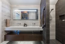 Tiles take centre stage / Design ideas for kitchen, bathroom, living areas, outdoors ... all featuring terrific tiles