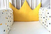 Ideias para as camas dos babys