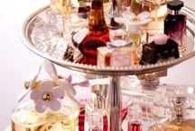 Parfums / Voňavé sklo