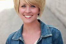 Short hair Clients / by Jessi Rekart