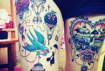 Tattoo vintage